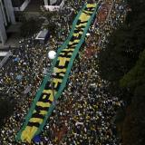 Corruption scandal throws Brazil's interim government into disarray: AFP