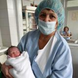 Baby boom in Maichin Dom Hospital in 2014: senior midwife
