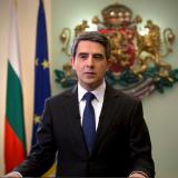 Bulgaria President makes Easter address