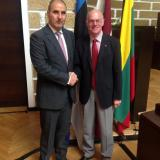 Deputy chair of Bulgaria's CEDB meets with German Bundestag President