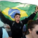 Eleven dead in Brazil clashes with police