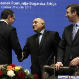 Bulgaria, Romania govts hold joint sitting in Craiova (ROUNDUP)