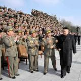 North Korea to hold huge parades for 70th anniversary: BBC