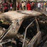 Suicide attacks kill 14 in Nigeria: emergency services