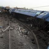AFP: India rail accident kills 10: official