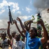 Gunmen kill army major in Burundi bar attack