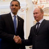 Obama expresses regret over Russian plane downing incident at meeting with Putin