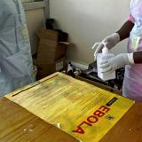 UN warns Ebola epidemic 'not yet contained'