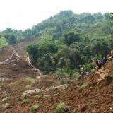The Times of India: At least 20 die as result of landslide in E India