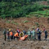 Xinhua: Massive landslide kills 11, leaves 12 missing in SW China