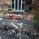 Sputnik: Explosion Rocks Colombian Capital: Over 30 Injured