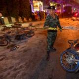 Bangkok bomb suspect uncooperative: Thai army chief
