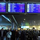 Travel chaos in Buenos Aires as transit staff strike