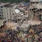 Quake fells Taiwan apartment building, at least two dead