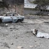 Three killed in restaurant car bombing in Somali capital: police