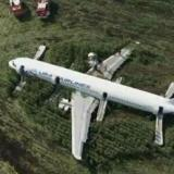 Picture: РИА НовостиTASS: Aviation officials begin decoding flight data recorders from belly-landed airliner