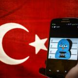 Twitter blocks two accounts on its Turkish network
