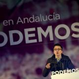 'Indignados' top in Barcelona, could govern Madrid