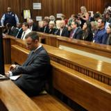 Oscar Pistorius described as 'angry boyfriend' during murder trial