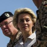 Germany faces new pressure to take military role