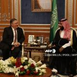 Pompeo: Saudis promise 'nobody exempt' in missing journalist probe