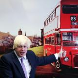 Picture: AFPBoris Johnson is presiding over Britain's stupidest hour