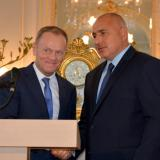 Bulgaria PM met with European Council President (ROUNDUP)