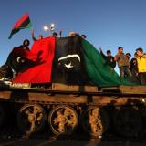 Picture: AFPVladimir Chukov: No doubt Gaddafi's regime drawing near its end