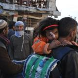 UN concerned for Syrian civilians trapped in Homs