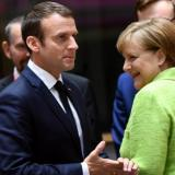Macron-Merkel: We Didn't Talk About Greece and That Is Good
