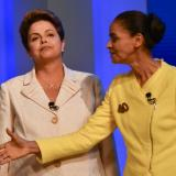 Brazil poll rivals clash over corruption claim