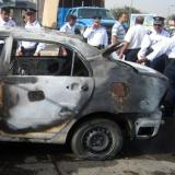 PKK car bomb attack in SE Turkey martyrs 3 security men