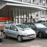 Pirogov Hospital in the Sofia sealed off over unattended luggage