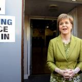 Reuters: Sturgeon to meet EU leaders in drive to keep Scotland in bloc