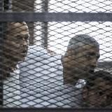 Egypt court hands Al-Jazeera reporters three years in jail