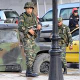 Troops kill assailant hours before Tunisia vote
