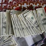 US agents, Latvian police bust fake dollar factory