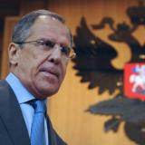 Lavrov, Kerry start Ukraine talks in London