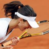 Bulgaria tennis star Pironkova qualifies for 2nd round of China Open