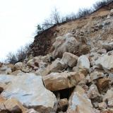 Asenovgrad: II-86 road in Bachkovo direction, temporary closed