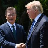 Picture: AFPReuters: South Korea's Moon urges North, United States to move forward on denuclearisation