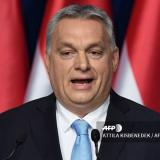 Picture: AFP The Telegraph: EU in spat with Hungary over anti-Juncker campaign