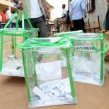 Nigeria election: Counting under way after close poll