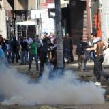 Clashes in Turkey after protest teen dies