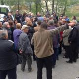 Protest in Bulgaria's Garmen Municipality lasts for over 2 hours