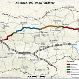 Road agency: Phased construction of Hemus motorway from Boaza to Ruse-Veliko Tarnovo road starting tomorrow