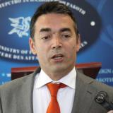 Macedonian Foreign Minister Nikola Dimitrov: Yesterday was a historic day, we changed the future