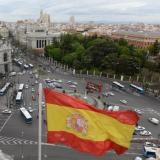Spain revises down jobless rate to 25.73%