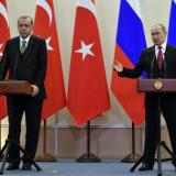 Vladimir Putin and Recep Tayyip Erdogan — real friends?