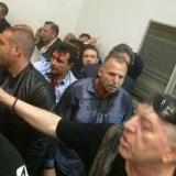 ABC News: A senior European Union official has condemned the violent protests inside Macedonia's parliament
